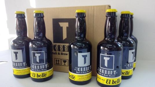 Lot 2 - 1 caixa de 12 ampolles - El Bolló